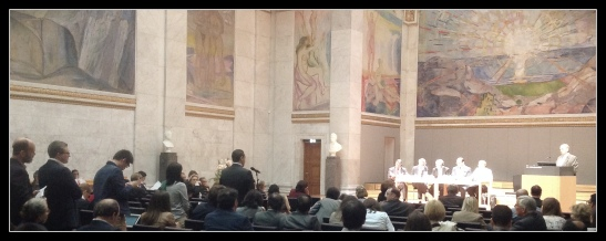 Plenary session 3: judges' panel on proportionality in constitutional adjudication