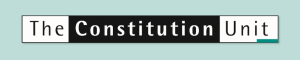 The Constitution Unit logo